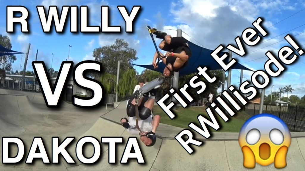 R Willy VS Kota Schuetz • Game of S.C.O.O.T.