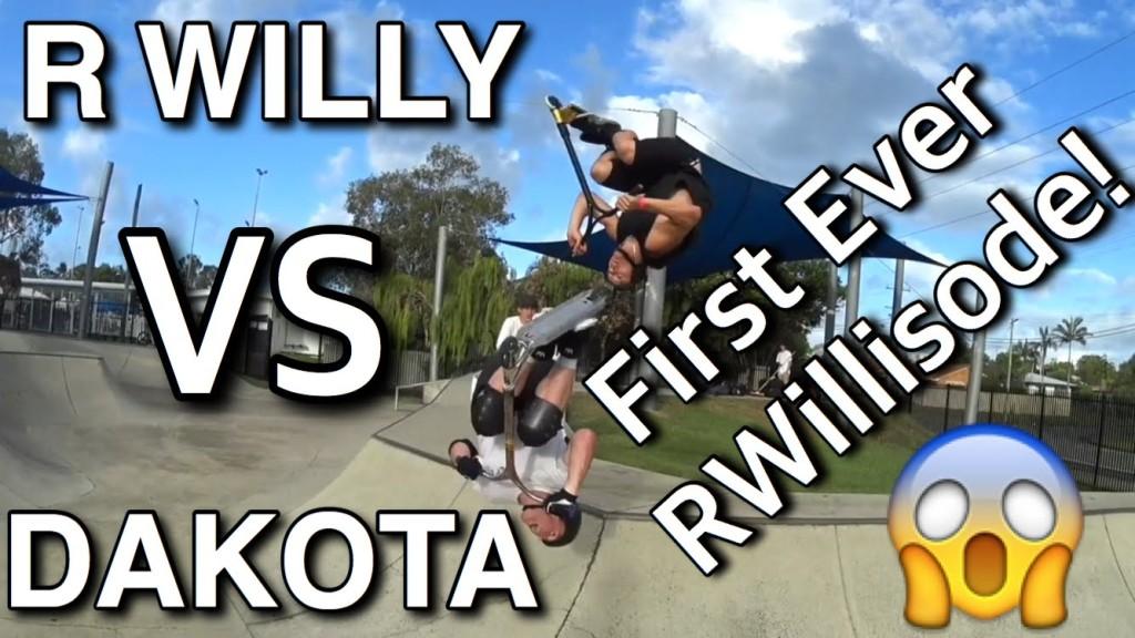 R Willy VS Kota Schuetz • Game of S.C.O.O.T.
