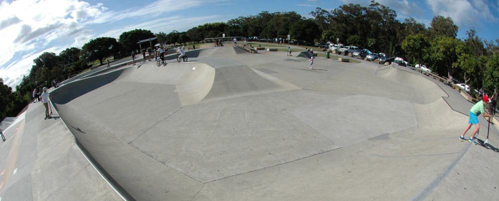 Pizzey Skatepark