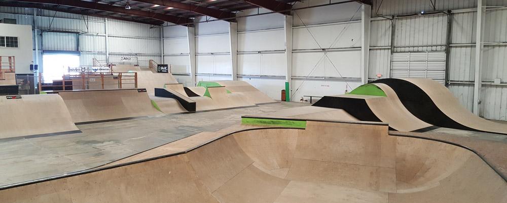 Ronka Underground Skatepark
