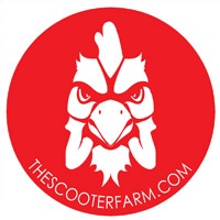 Scooter Farm Logo
